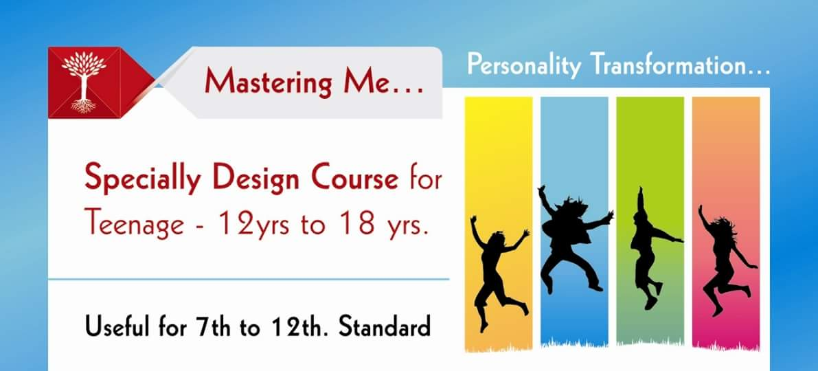 Book Online Tickets for Mastering Me, Mumbai. Teenage is the most crucial time in any individual\\'s life. Leadership style takes shape in this tender age of an individual.