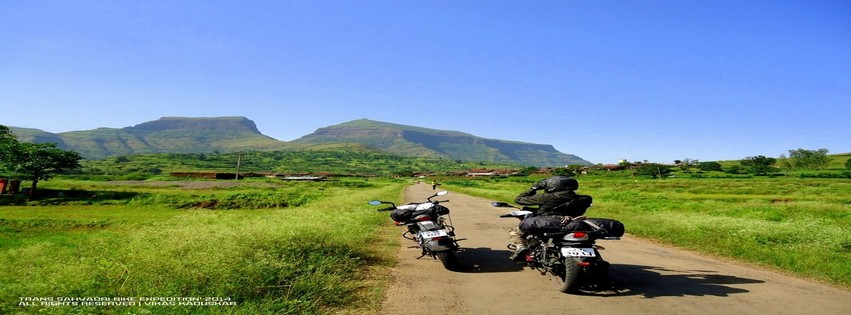 TRANS SAHYADRI Practice Ride to Kadave Ghat on 22-August