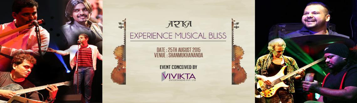 Arka Live at Mumbai