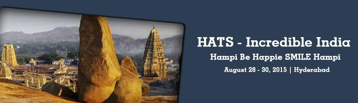 HATS - Incredible India - Hampi Be Happie SMILE Hampi