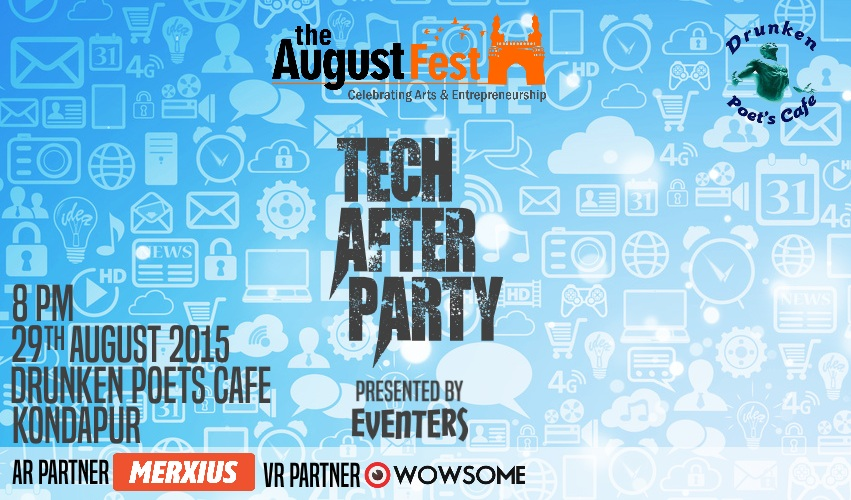 The August Fest Tech After Party