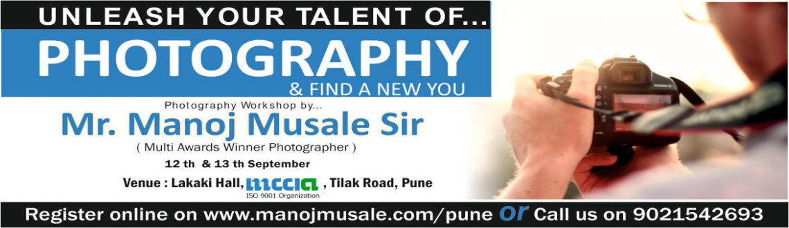 Manoj Musale Photography Workshop Pune