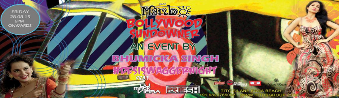 Bollywood Sundowner By Bhumicka Singh Desi Swagger Night
