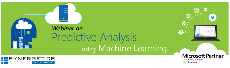 Predictive Analysis using Machine Learning