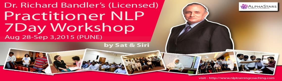 Book Online Tickets for Certified NLP Master Practitioner Traini, Pune. Certified NLP Master Practitioner Training In Pune