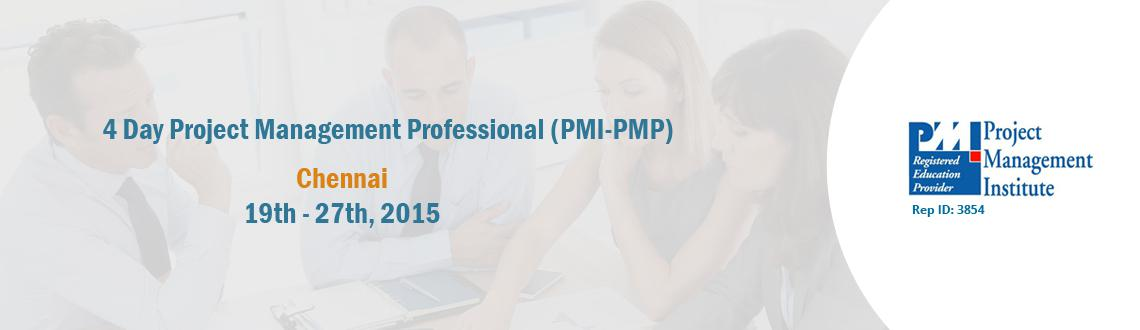 PMP Certification in Chennai