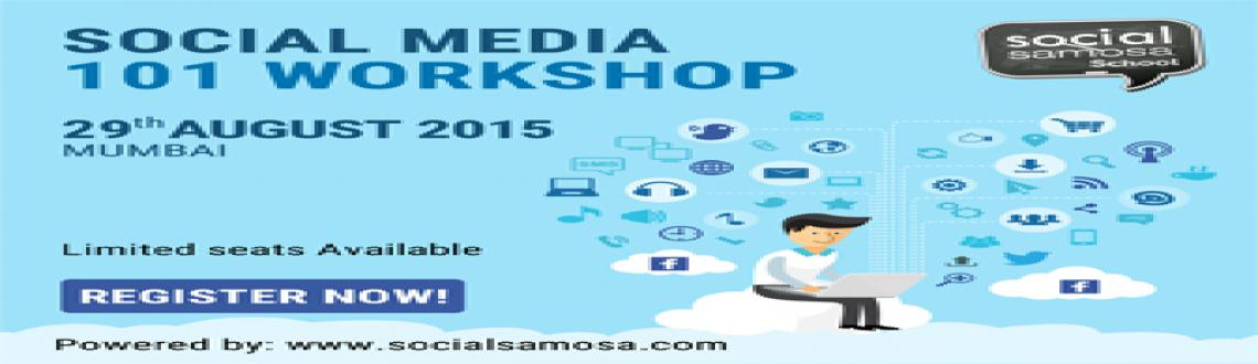 Book Online Tickets for Social Media 1O1 Workshop, Mumbai. Get trained with professional and know more about Social Media trends to grow your business.