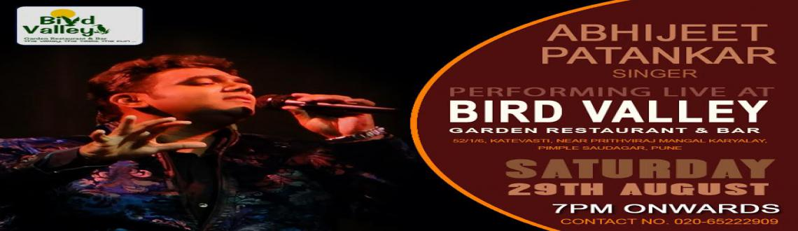 Live-music events in Pimple Saudagar at Bird Valley garden restaurants
