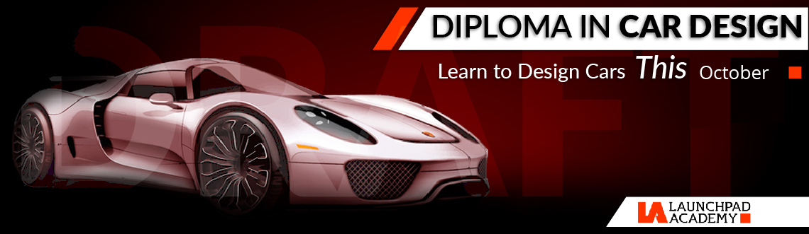 Diploma in Car Design (OCTOBER 2015)