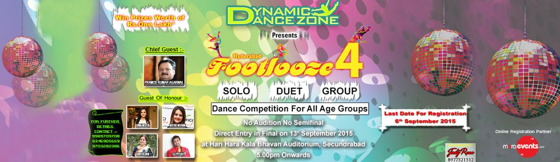 Dynamic Dance Zone Footlooze 4