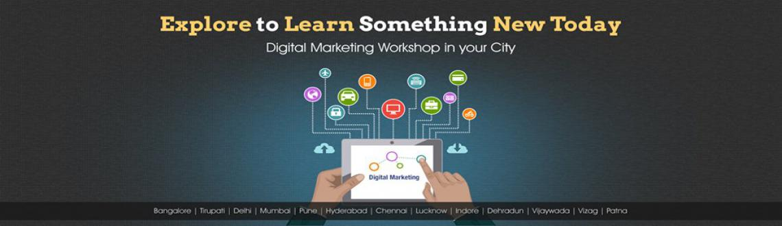 Digital marketing Hands on Workshop Hyderabad