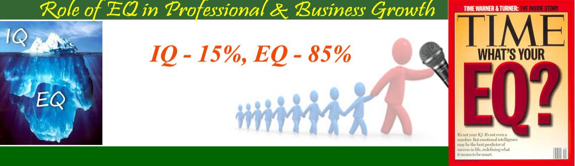 EQ in Professional and Business Growth