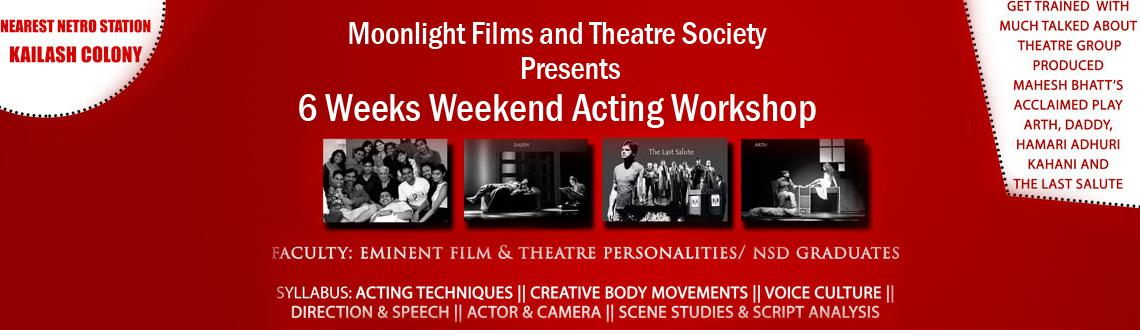 Weekend Acting Workshop