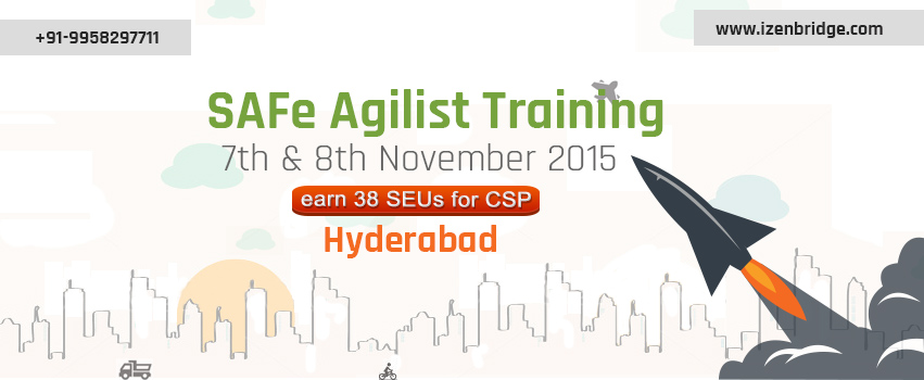 SAFe Agilist (SA) in Hyderabad