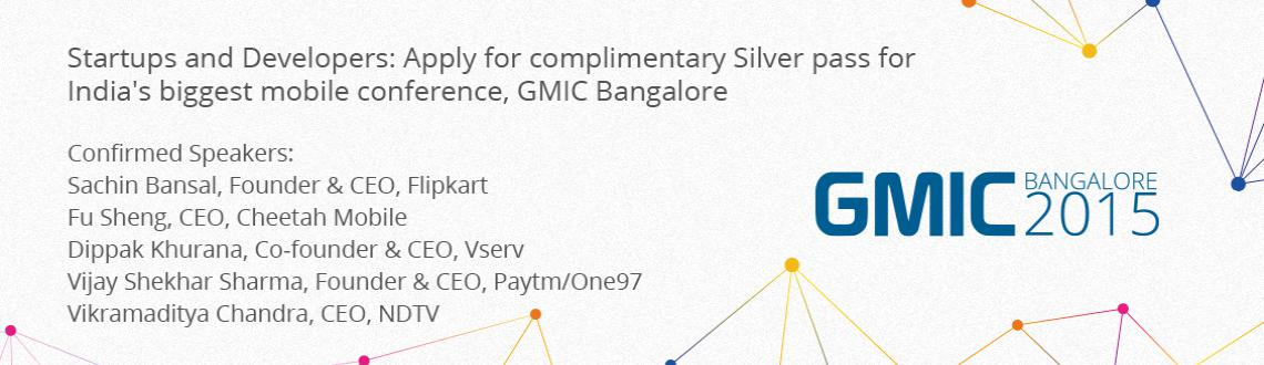 Book Online Tickets for Startups and Developers, Bengaluru.  