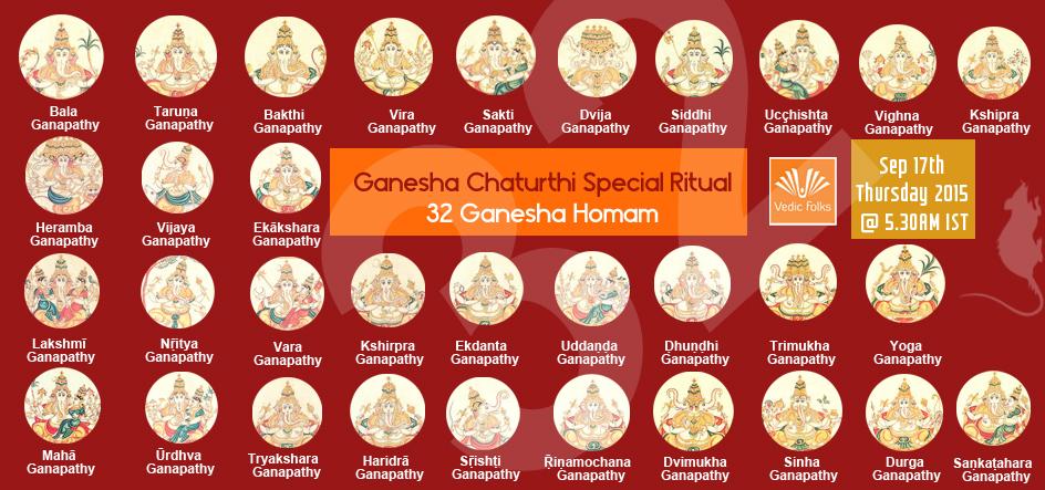 Ganesha Chaturthi Ritual