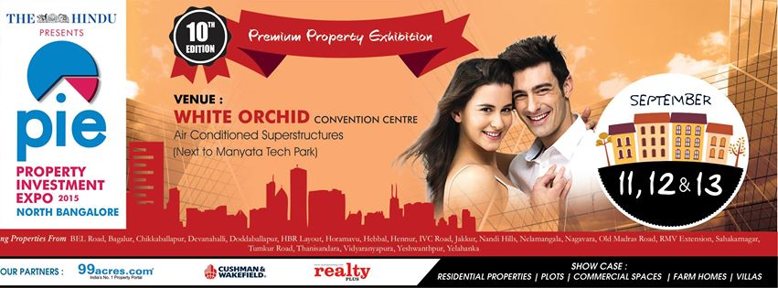 The Hindu North Bangalore property Investment Expo 2015