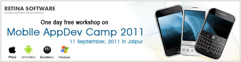 Mobile AppDev Camp