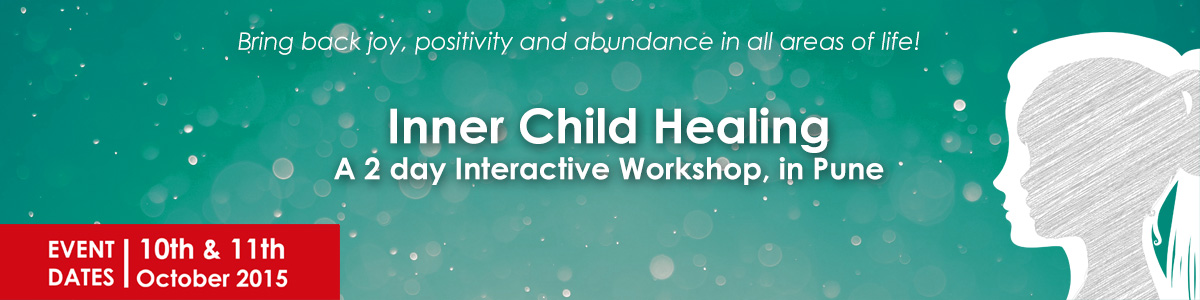 Book Online Tickets for Inner Child Healing, Pune. 