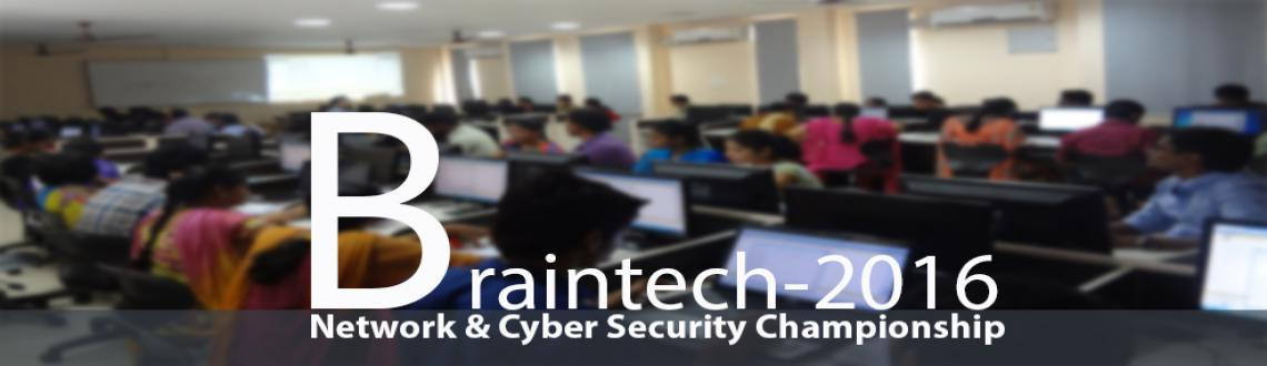Book Online Tickets for BrainTech, Gurugram. Techkriti-IIT Kanpur in association with Azure Skynet is organizing the zonal round of BrainTechTech Network and Cyber Security Championship at Vivekananda College of Engineering and Technology, Puttur in the form of Two-Days