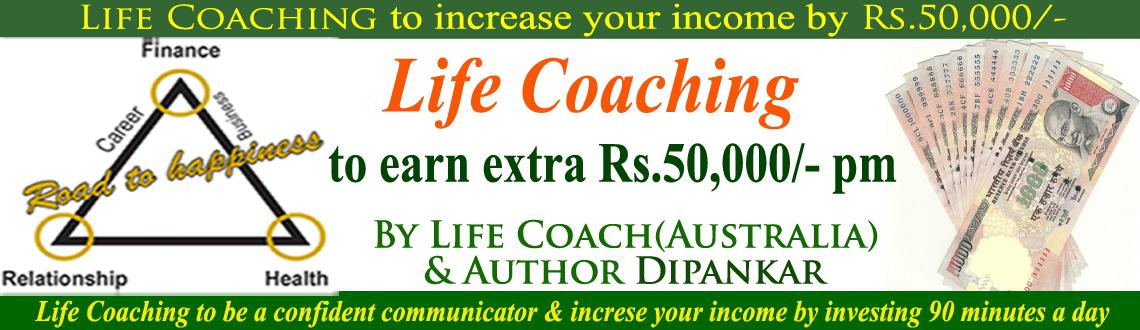 Personality Development to manage your stress and increase income by Rs.50000/-