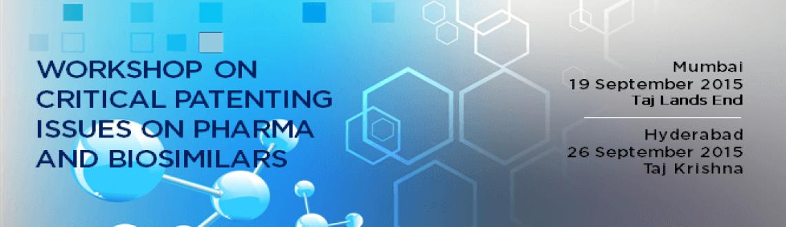 Critical Patenting Issues on Pharma and Biosimilars