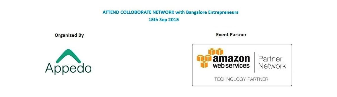 Networking and High Tea With Bangalore Entrepreneurs By Appedo and Amazon Web Services