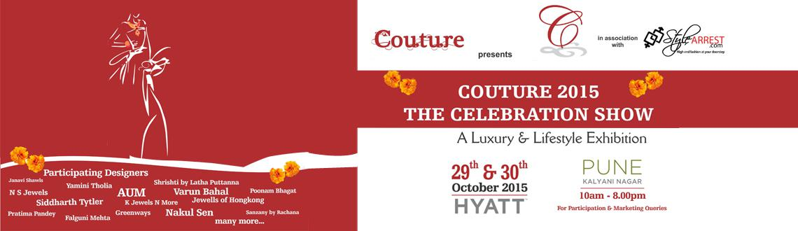 Couture - A Luxury and Lifestyle Exhibition