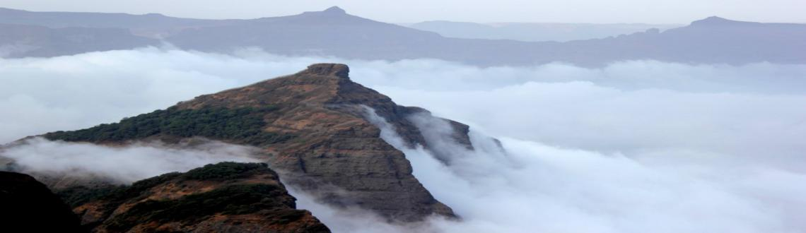 Book Online Tickets for Trek to Harishchandragad via Khireshwar , Pune. Trek to Harishchandragad via Khireshwar Route  Harischandragad is one of the most visited forts in Western Ghats. If you are trekking in Sahyadri for several years and you haven\\\'t visited Harishchandragad then you haven\\\'t trekked enough. This e