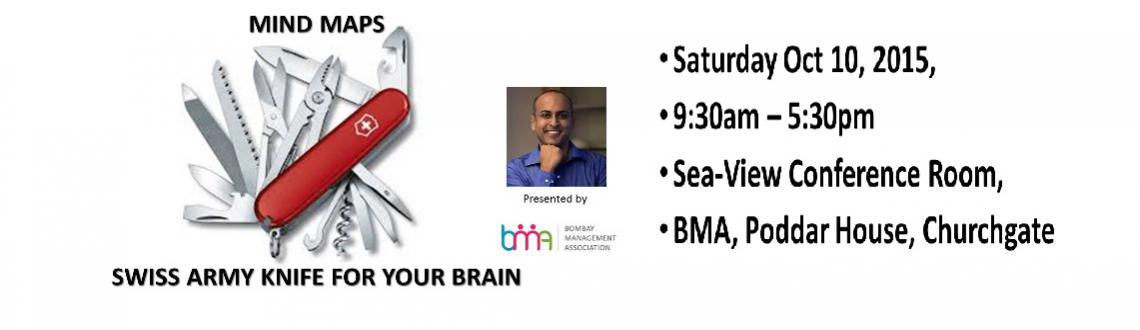 Bombay Management Association Presents Mind Map Seminar