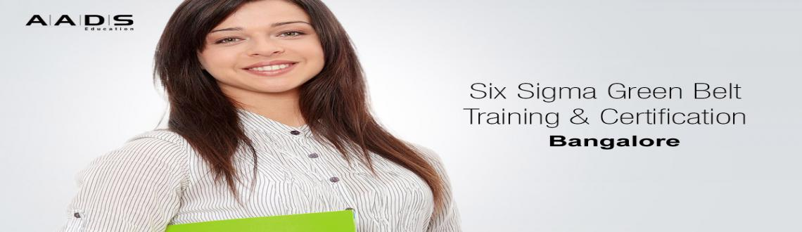 Six Sigma Green Belt Training and Certification Program in Bangalore.