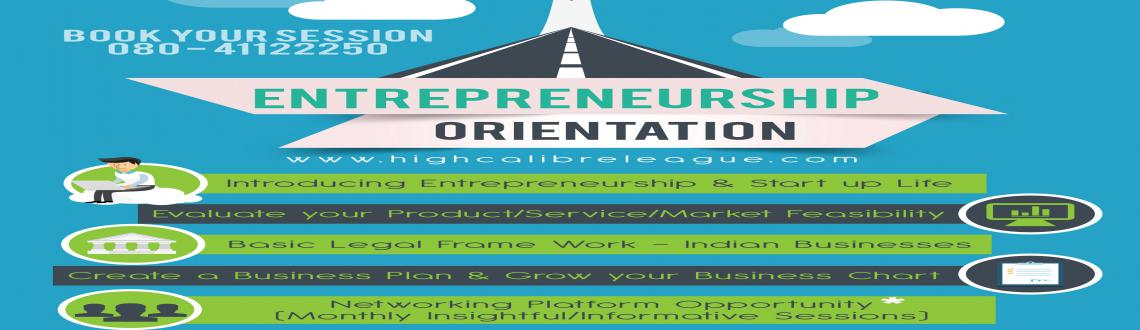 Be an Entrepreneur - Be your own Boss