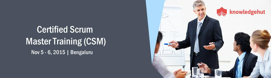 Certified Scrum Master Training (CSM) in Bangalore