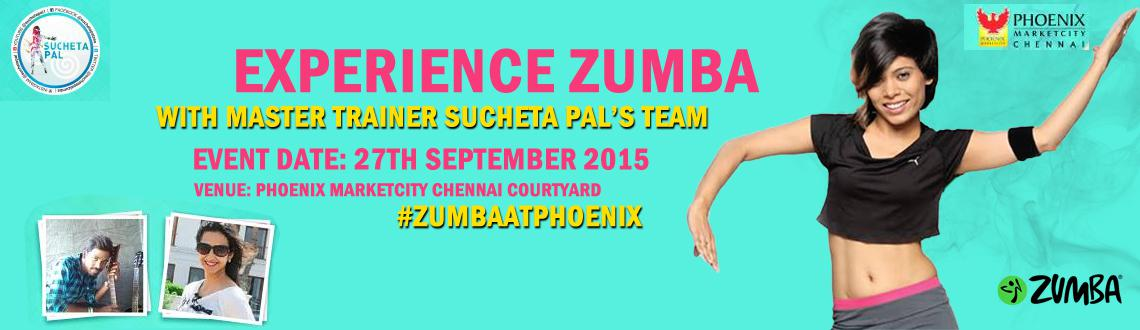Zumba Workshop with Master Trainer Sucheta Pals Team