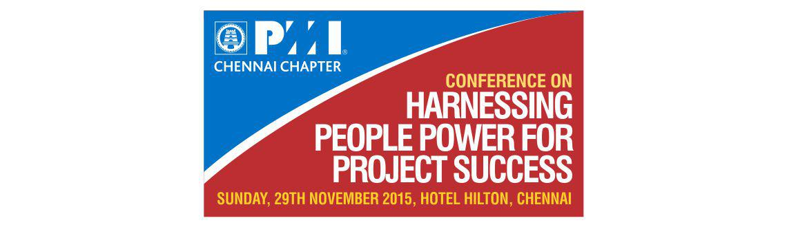 Tamilnadu State Project Management Conference 2015 conducted by Project Management Institute Chennai Chapter (PMICC).