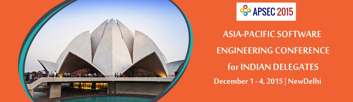 ASIA-PACIFIC SOFTWARE ENGINEERING CONFERENCE for INDIAN DELEGATES