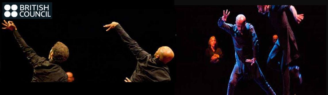 Torobaka : Contemporary dance performance by Akram Khan and Israel Galvan