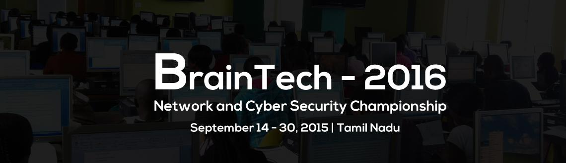 BrainTech Network and Cyber Security Championship at Techno Skill Academy, Indore on 10th and 11th October 2015