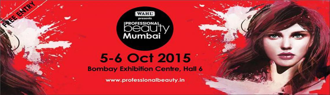 Book Online Tickets for Professional Beauty Mumbai, Mumbai. Professional Beauty is India's only focused trade show that brings the biggest beauty, spa, skin, hair, nail care brands, distributors and celebrity make-up artists from India on the same platform with the leading international brands from acro