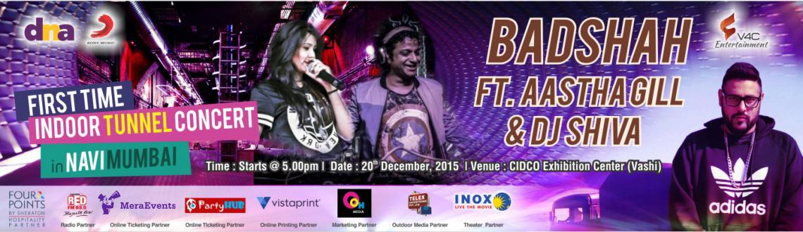 FIRST TIME IN NAVI MUMBAI LIVE CONCERT PRESENTING BADSHAH FT. AASTHA GILL