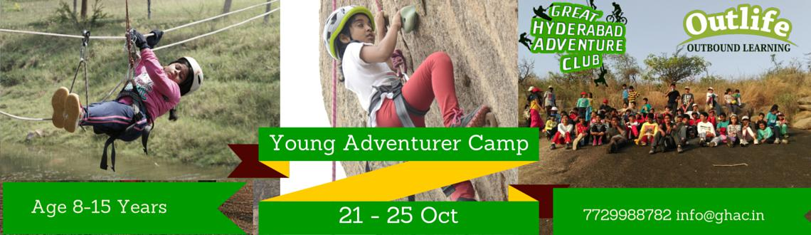 Young Adventurer Camp 2015