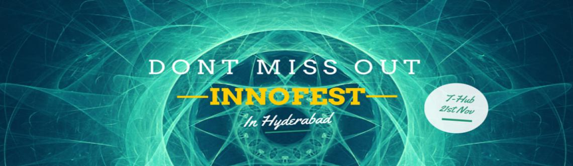 Book Online Tickets for Innofest 2015 Hyderabad, Hyderabad. InnoFest was conceved as a celebration of innovation. Organised in Bangalore by iSpirt, the event featured a young innovators zone, power panels, and interactive 'townhall' sessions with the founders of high-profile startups such as Pract