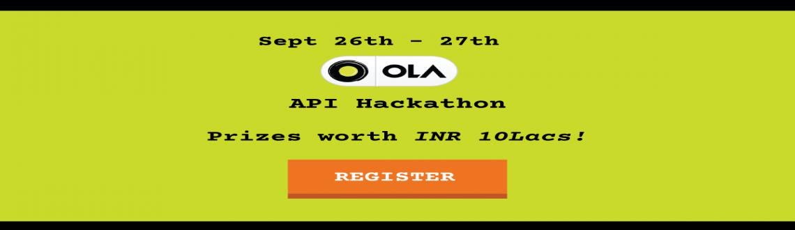 Book Online Tickets for Ola API Hackathon, Bengaluru. Hello Startup enthusiasts and mobile app developers, 