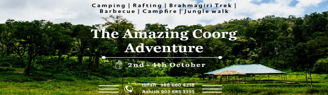 The Amazing Coorg Adventure