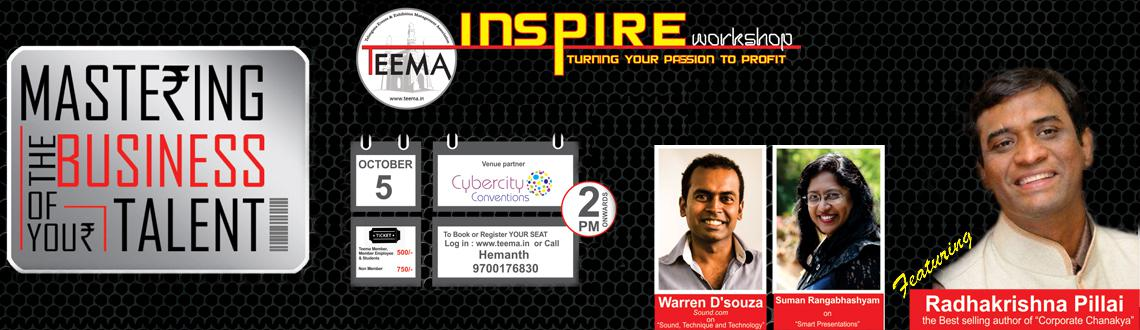 TEEMA INSPIRE WORKSHOP