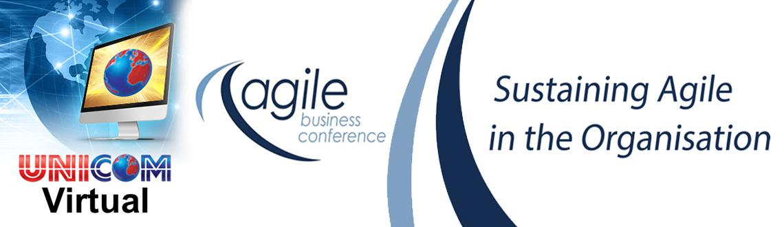 Live Streaming - Agile Business Conference, London