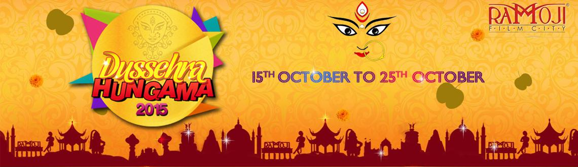 Dussehra Hungama at Ramoji Film City