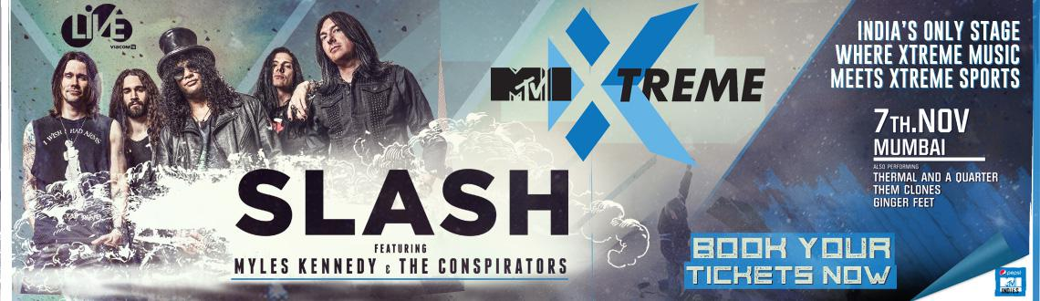 Mtvi Xtreme Slash Mumbai - Support The Scene