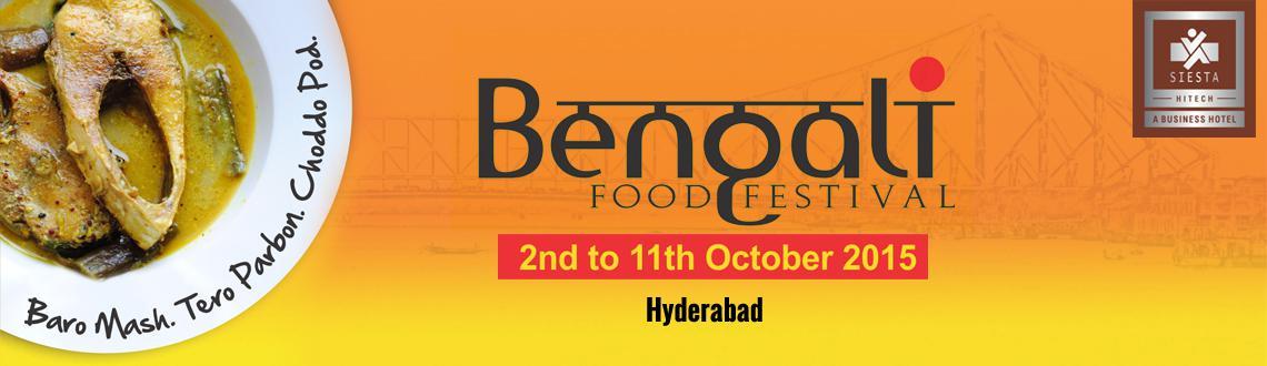 Bengali Food Festival