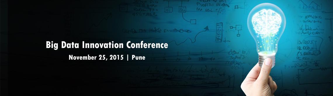 Big Data Innovation Conference, Pune